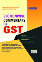 Section-wise Compendium on Goods & Services Tax
