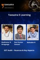 GST Audit – Nuances & Key Aspects