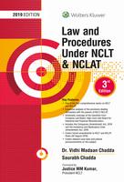 Law and Procedures under NCLT & NCLAT