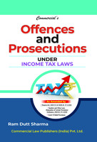 Offences And Prosecutions Under Income Tax Laws