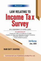 Law Relating To Income Tax Survey