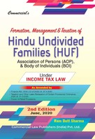 Formation, Management & Taxation of Hindu Undivided Families (HUF)