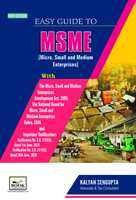 An Easy Guide to MSME [Micro,Small and Medium Enterprises]