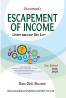 Escapement of Income (Under Income Tax Law)
