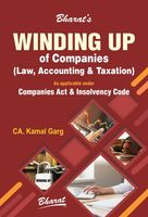 Winding Up of Companies (Law, Accounting & Taxation)