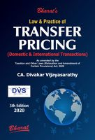 Transfer Pricing (Domestic & International Transactions)