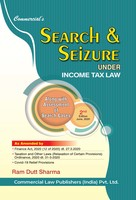 Search & Seizure - Under Income Tax Law