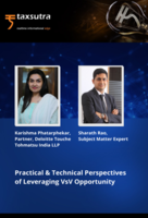 Practical & Technical Perspectives of Leveraging VsV Opportunity