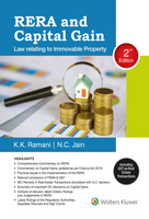 RERA & Capital Gain- Law Relating to Immovable Properties