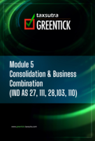 Module V - Business Combination & Consolidation by CA Parag Kulkarni