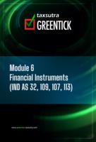 Module 6 - Financial Instruments & Fair Value Measurement by CA Parag Kulkarni