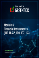 Module 6 - Financial Instruments (IND AS 32, 109, 107, 113)