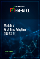 Module 7 - First Time Adoption (IND AS 101)