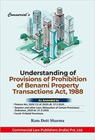 Understanding Of Provisions Of Prohibition Of Benami Property Transactions Act, 1988