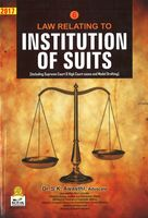 Law Relating To Institution of Suits