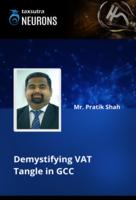 Demystifying VAT Tangle in GCC