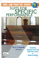 Suit For Specific Performance - (Civil Law Practice Series 9)