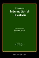 Essays on International Taxation