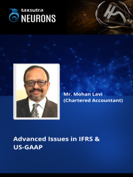 Advanced Issues in IFRS & US-GAAP