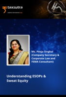Understanding ESOPs & Sweat Equity