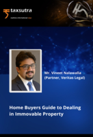 Home Buyers Guide to Dealing in Immovable Property