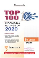 Top 100 Income-Tax Rulings of 2020