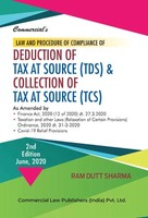 Deduction Of Tax At Source (TDS) & Collection Of Tax At Source (TCS)