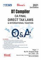 DT Compiler (CA Final Direct Tax Laws & International Taxation)