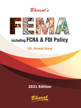 FEMA (Including FCRA & FDI Policy)