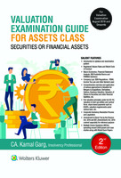 Valuation Examination Guide- For Assets Class Securities or Financial Assets