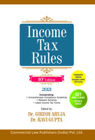 Commercial's Income Tax Rules - 10th Edition