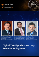 Digital Tax- Equalisation Levy Remains Ambiguous