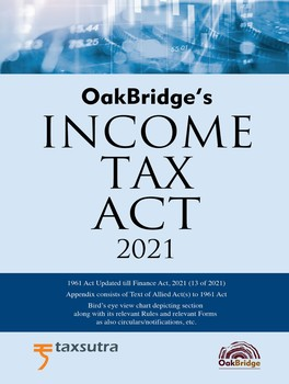OakBridge's Income Tax Act - 4th Edition
