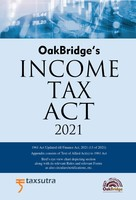 OakBridge's Income Tax Act - 4th Edition