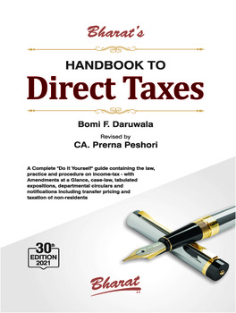 Bharat's Handbook to Direct Taxes - 30th Edition