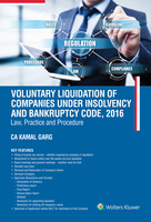 Voluntary Liquidation of Companies Under Insolvency and Bankruptcy Code, 2016