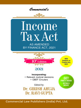 Commercial's Income Tax Act - 10th Edition