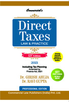 Commercial's Direct Taxes - Law & Practice (13th Edition)
