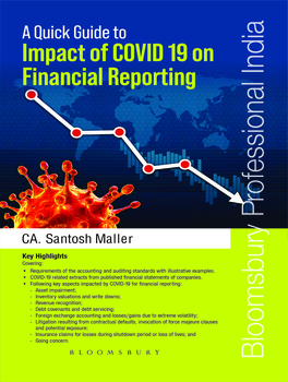 A Quick Guide to Impact of COVID 19 on Financial Reporting