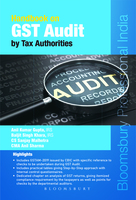 Handbook on GST Audit By Tax Authorities