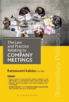 The Law and Practice relating to Company Meetings