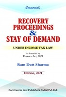 Recovery Proceedings & Stay of Demand