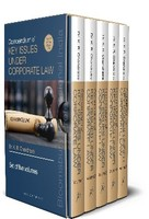 Compendium Of Key Issues Under Corporate Law (Set Of Five Volumes)