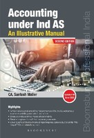 Accounting under Ind AS-An Illustrative Manual