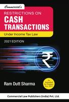 Restriction On Cash Transactions Under Income Tax Law