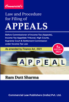Law And Procedure For Filing Of Appeals