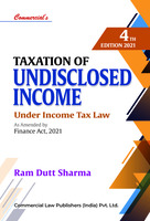 Taxation Of Undisclosed Income