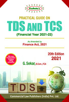 Practical Guide on TDS and TCS