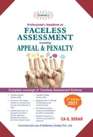 Faceless Assessments Including Appeal & Penalty