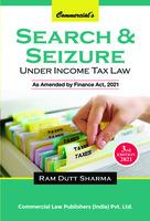 Search & Seizure Under Income Tax Law- 3rd Edition